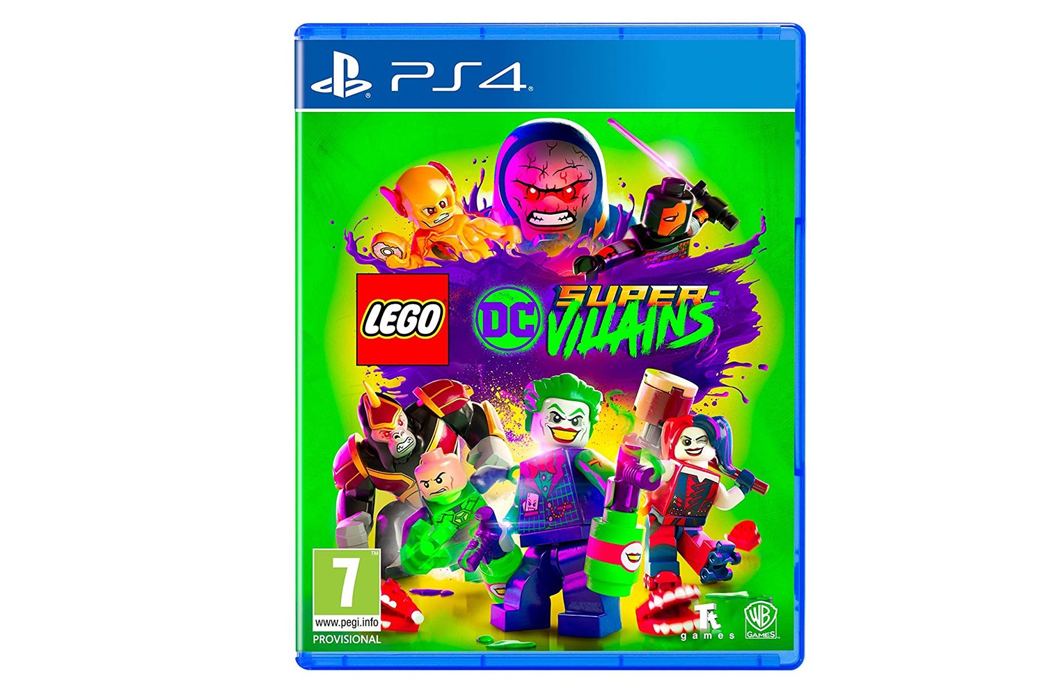 LEGO DC Super Villains | PS4