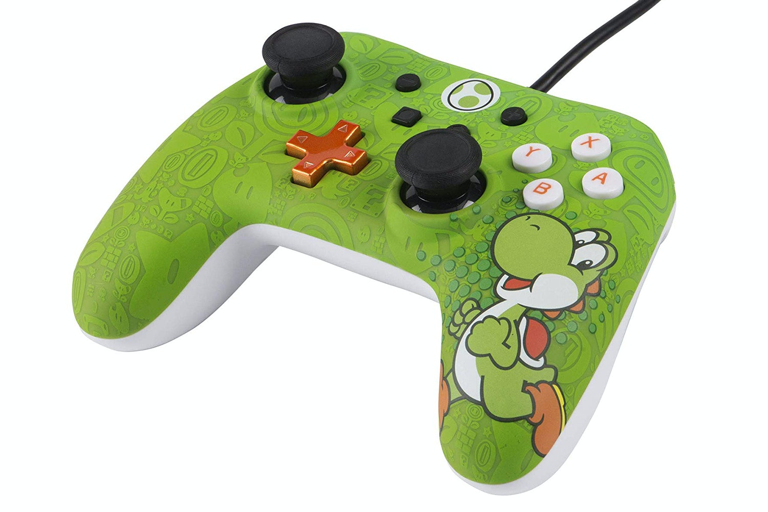 Nintendo Switch Wired Controller Yoshi
