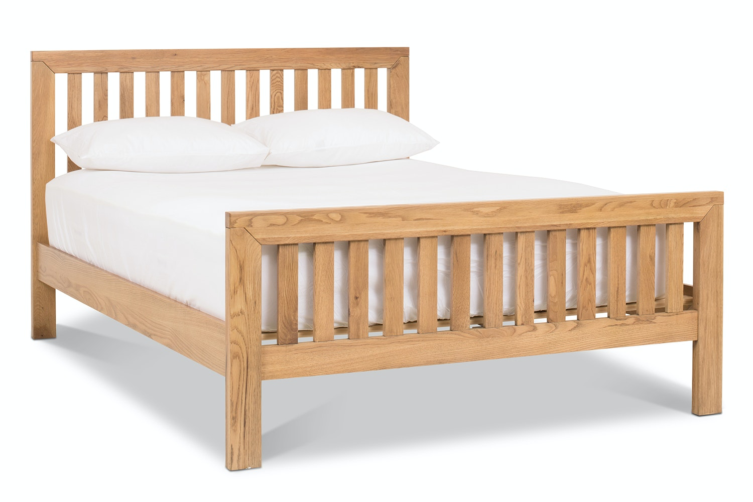 Burnaby Bed Frame | Double | 4ft6