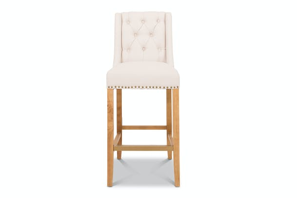 Elsa Bar Stool | Natural