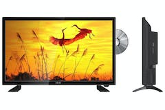 "Akai 24"" Full HD LED TV with DVD Player 