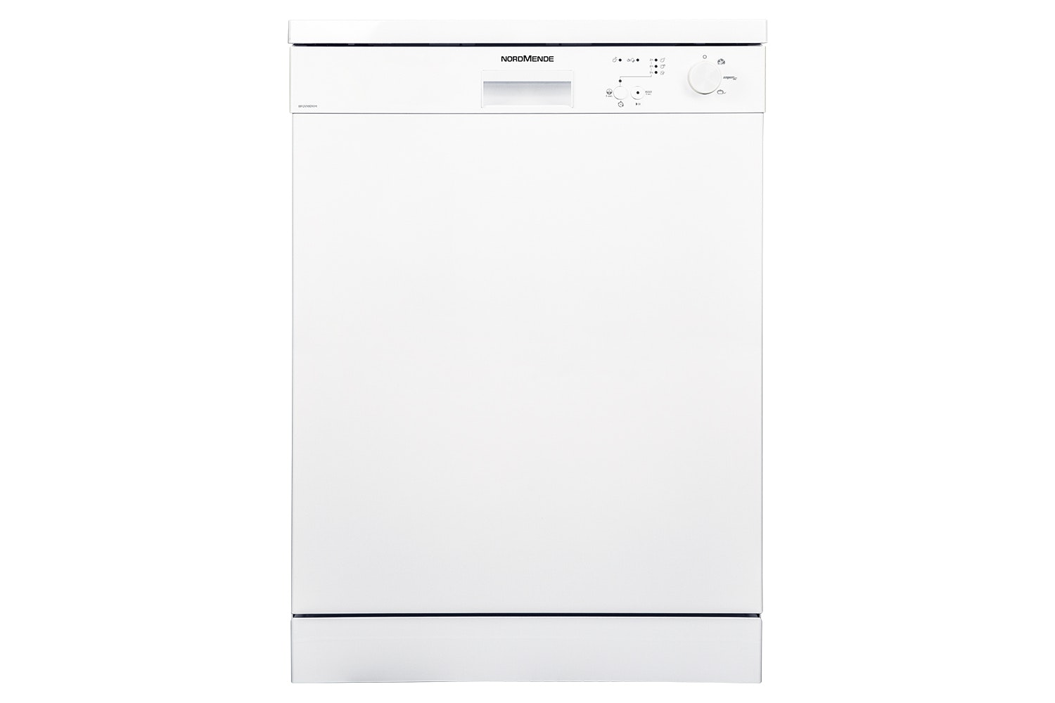 Nordmende 60cm Freestanding Dishwasher | BFDW60WH