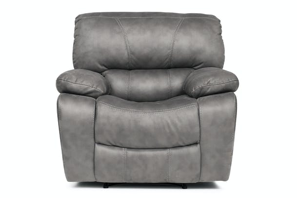 Cooper Recliner Chair | Grey