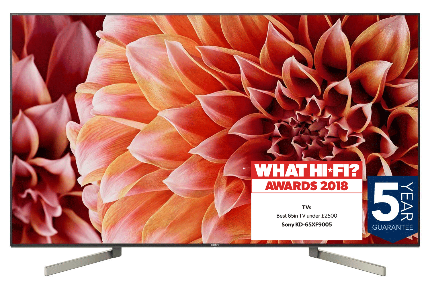 "Sony 65"" Ultra HD HDR Smart LED TV 