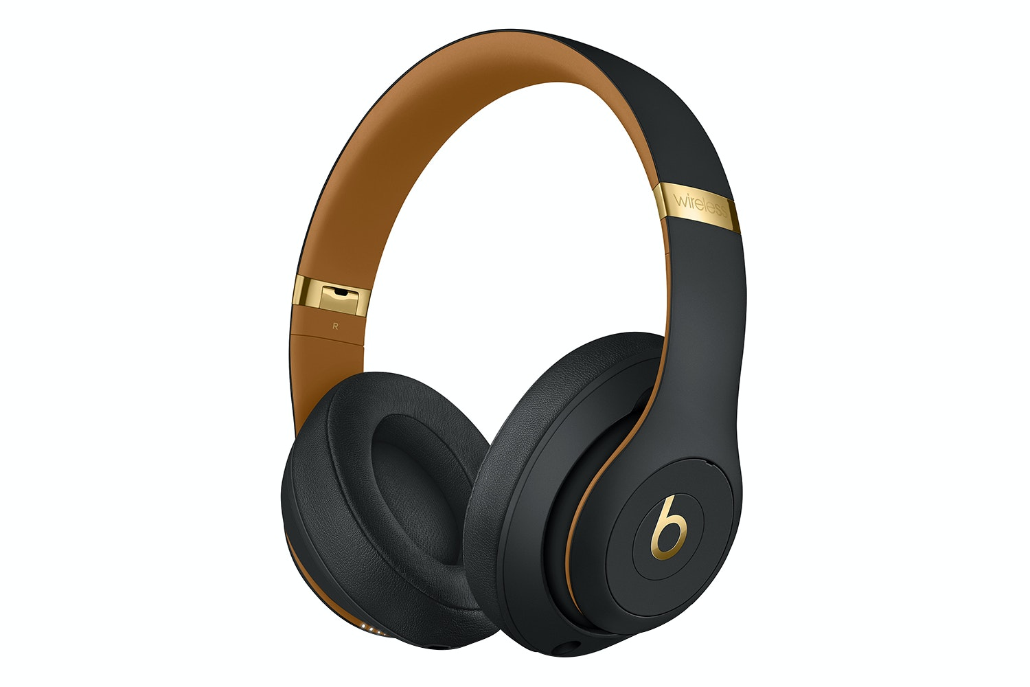 Beats Studio3 Skyline Wireless Headphones | Midnight Black