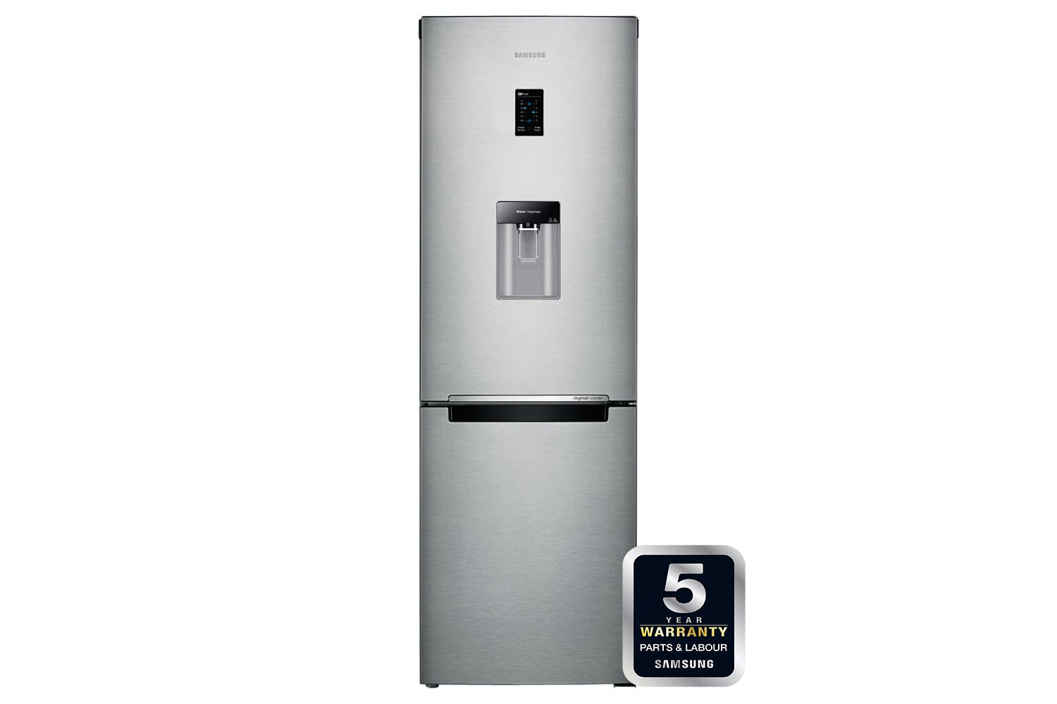 Samsung RB31 Freestanding Fridge Freezer | RB31FDRNDSA