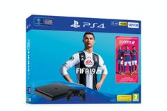 Sony Playstation 4 Console with FIFA 19 Bundle | 500GB