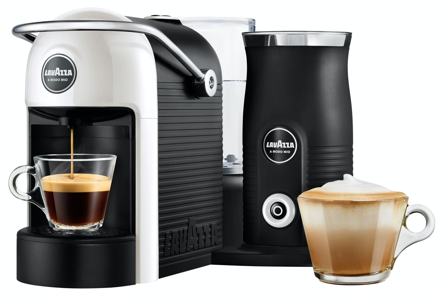 Lavazza Jolie Plus Coffee Machine | White