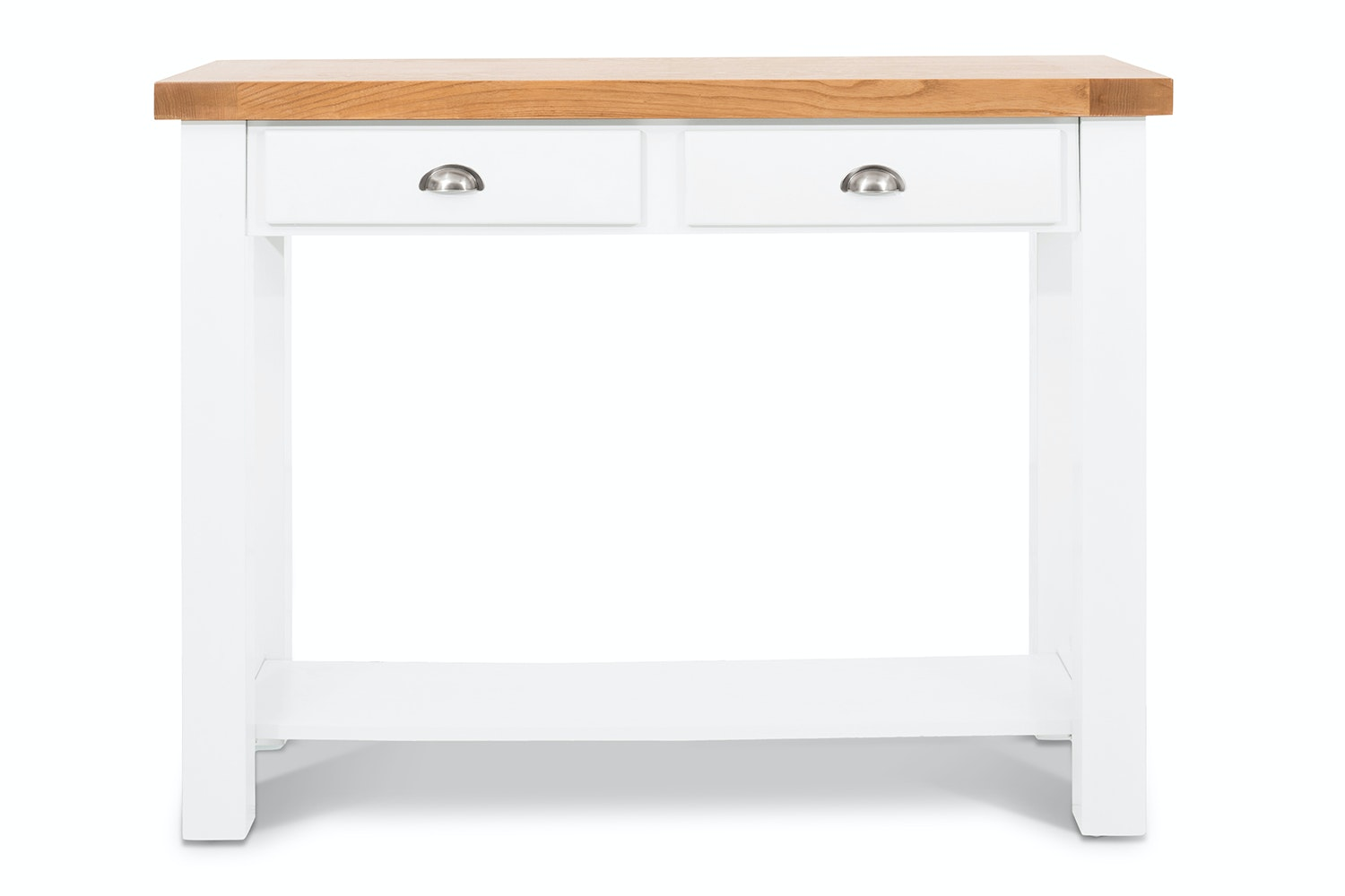 Harvest Console Table | White