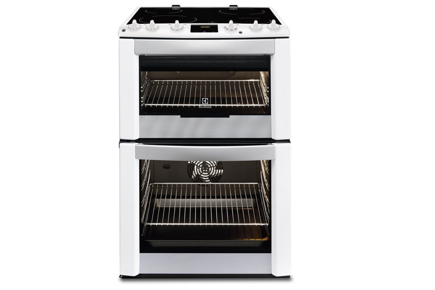 Electrolux 60cm Electric Cooker | EKC6461AOW | White