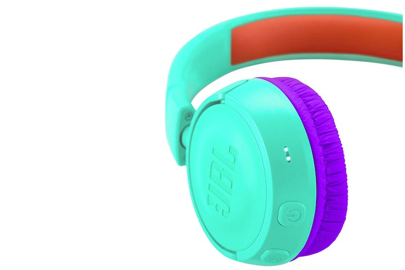 JBL Kids Wireless On Ear Headphones | Tropic Teal