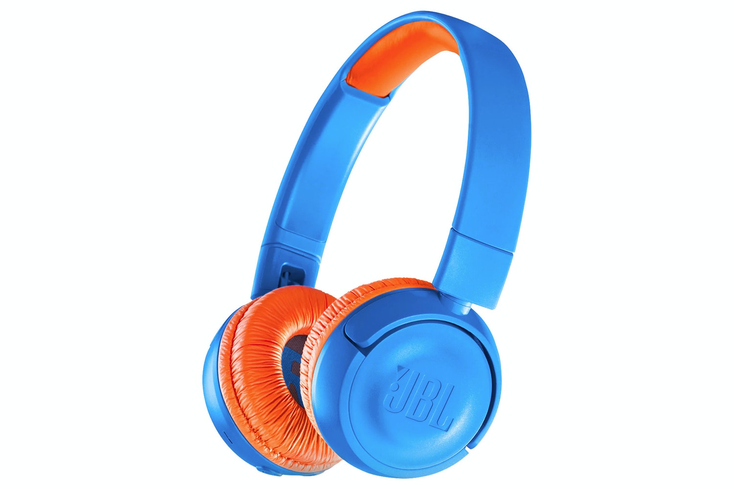 JBL Kids Wireless On-Ear Headphones | Rocker Blue
