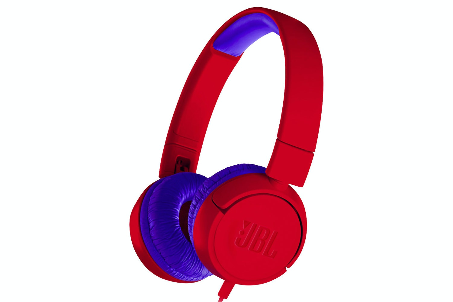 JBL Kids On Ear Headphones | Spider Red
