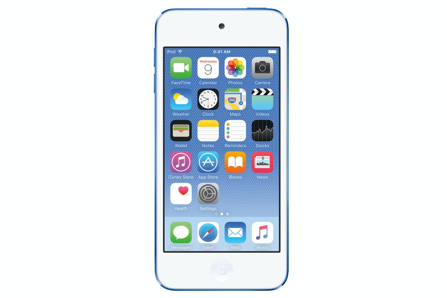iPod Touch | 128GB | Blue