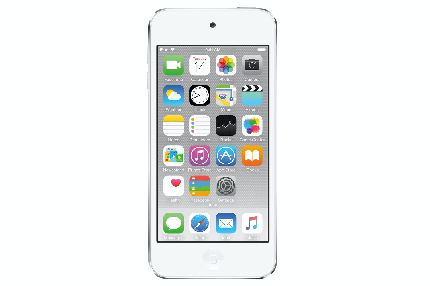 iPod Touch | 32GB | Silver
