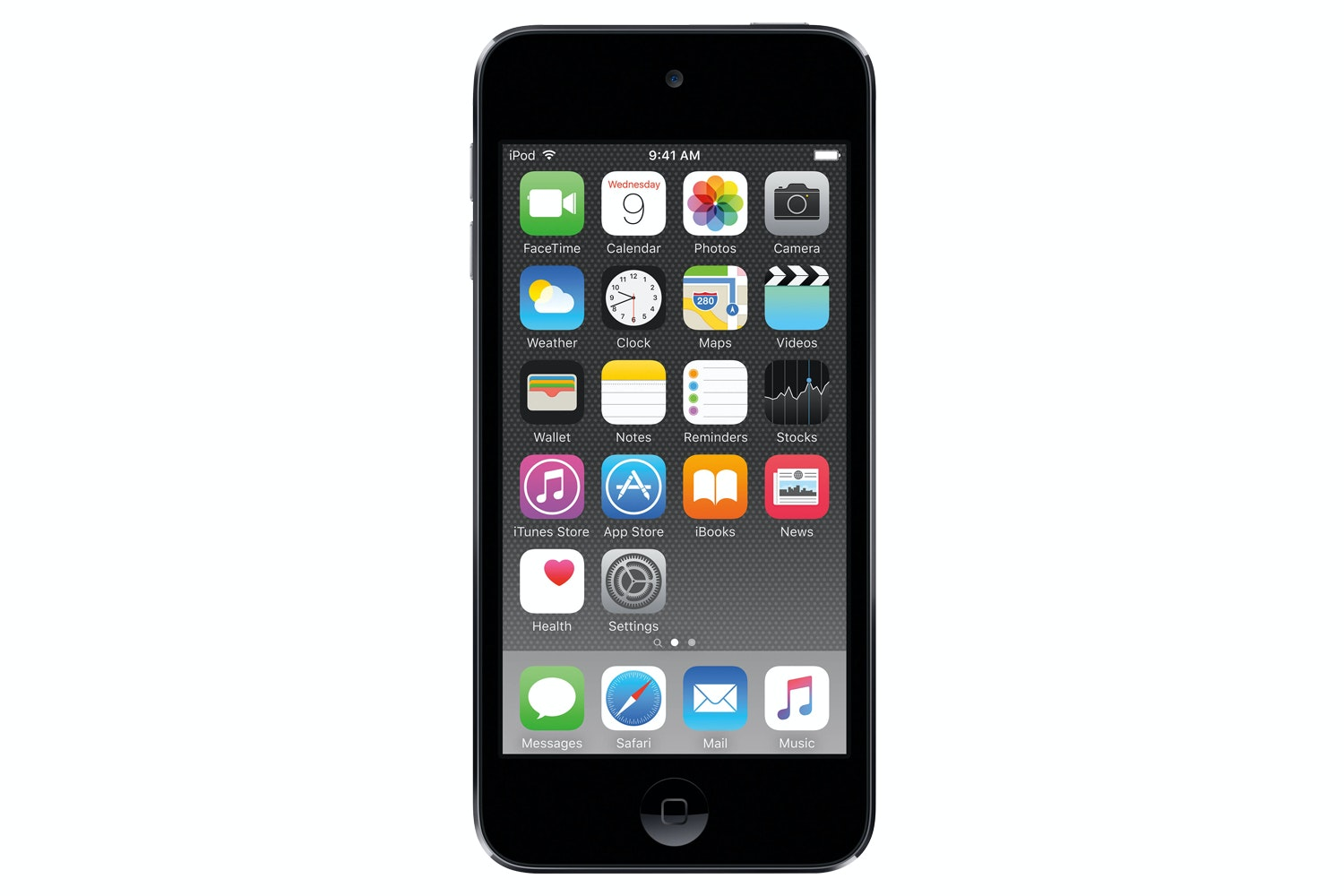 iPod Touch | 128GB | Space Grey