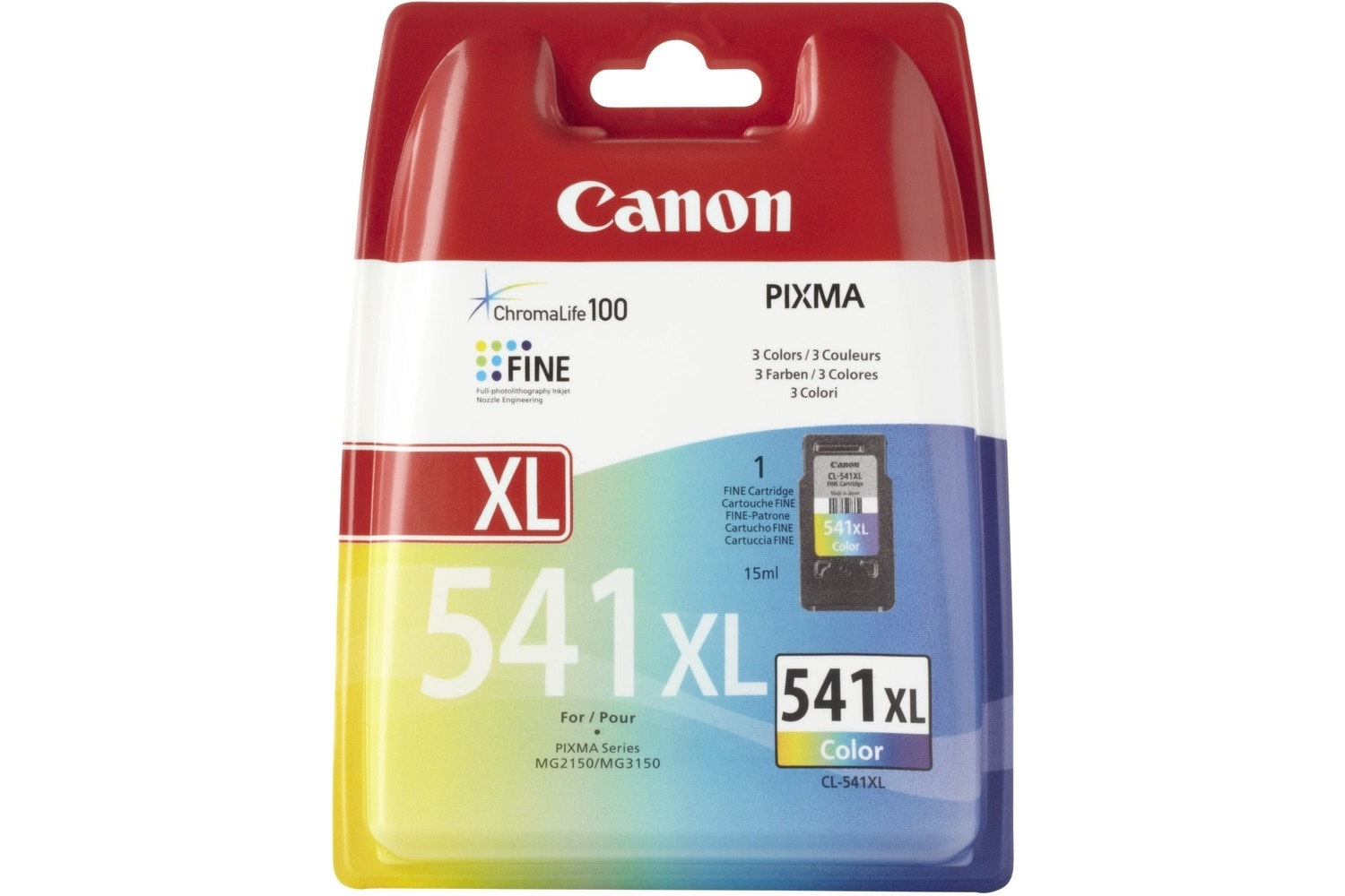 Canon CL-541XL Colour Ink