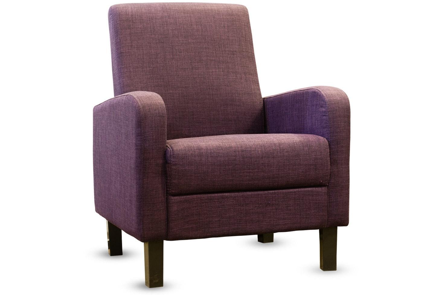 Grady armchair purple ireland