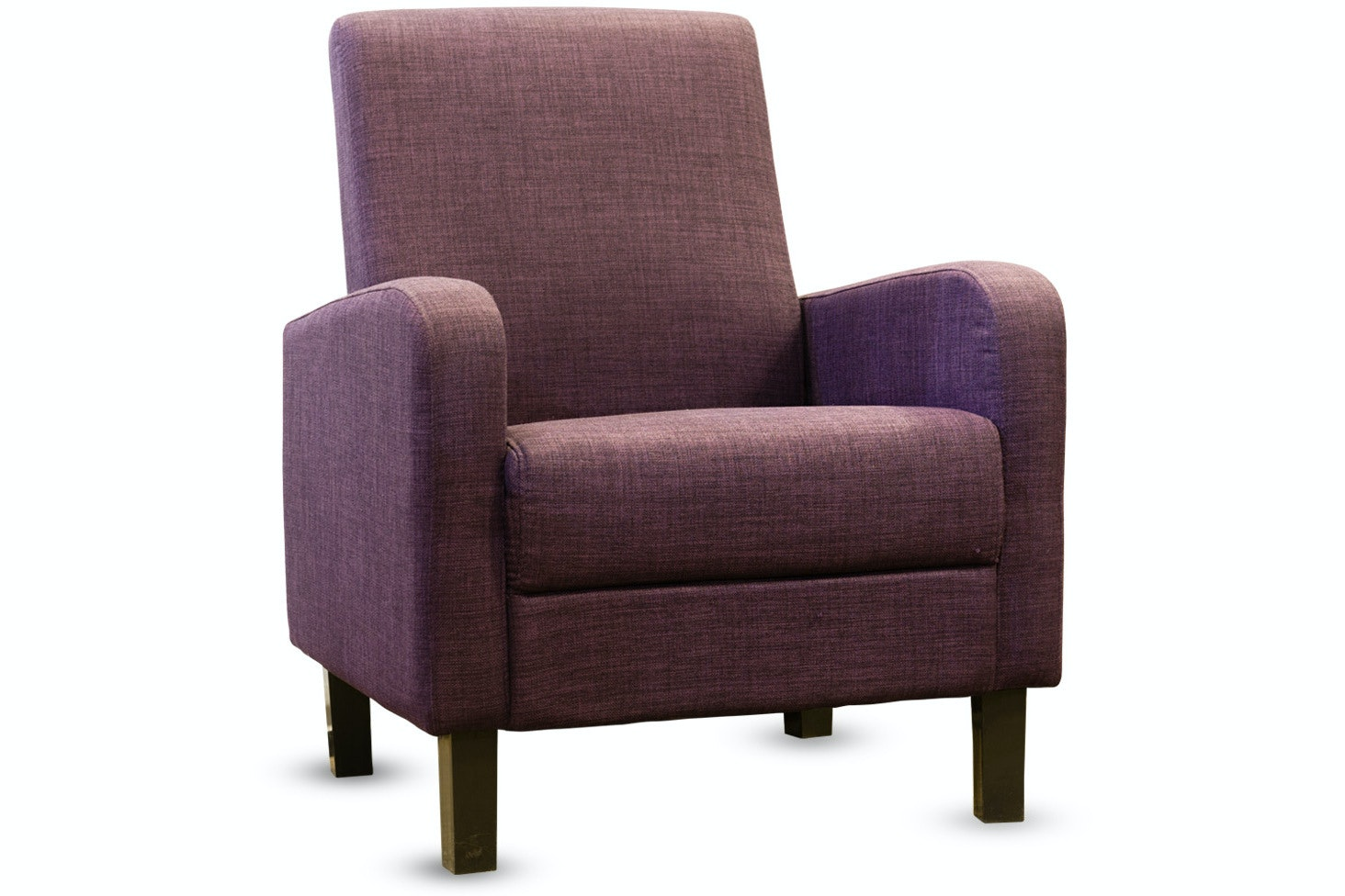Grady  Armchair | Purple