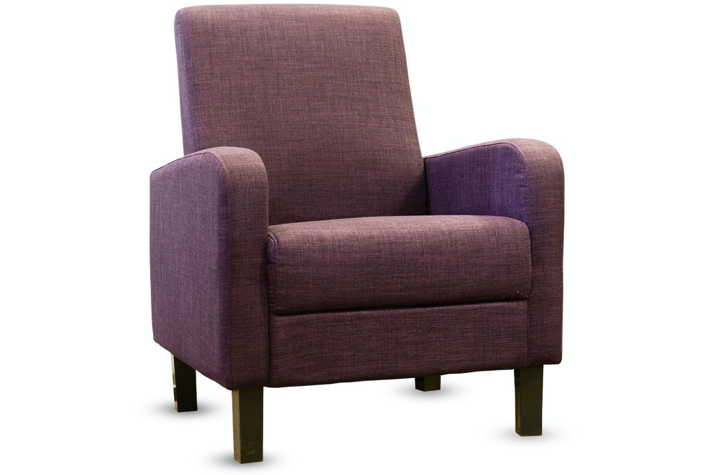 Grady Armchair | Purple
