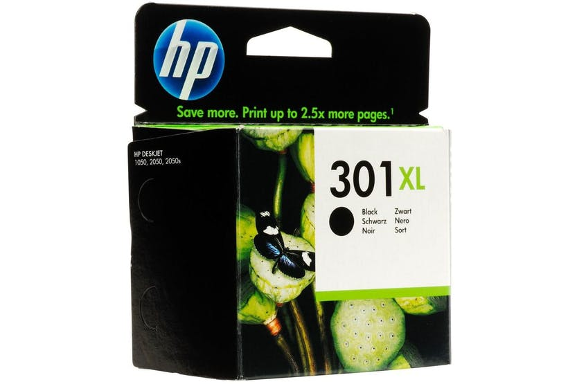HP 301XL Ink Cartridge | Black