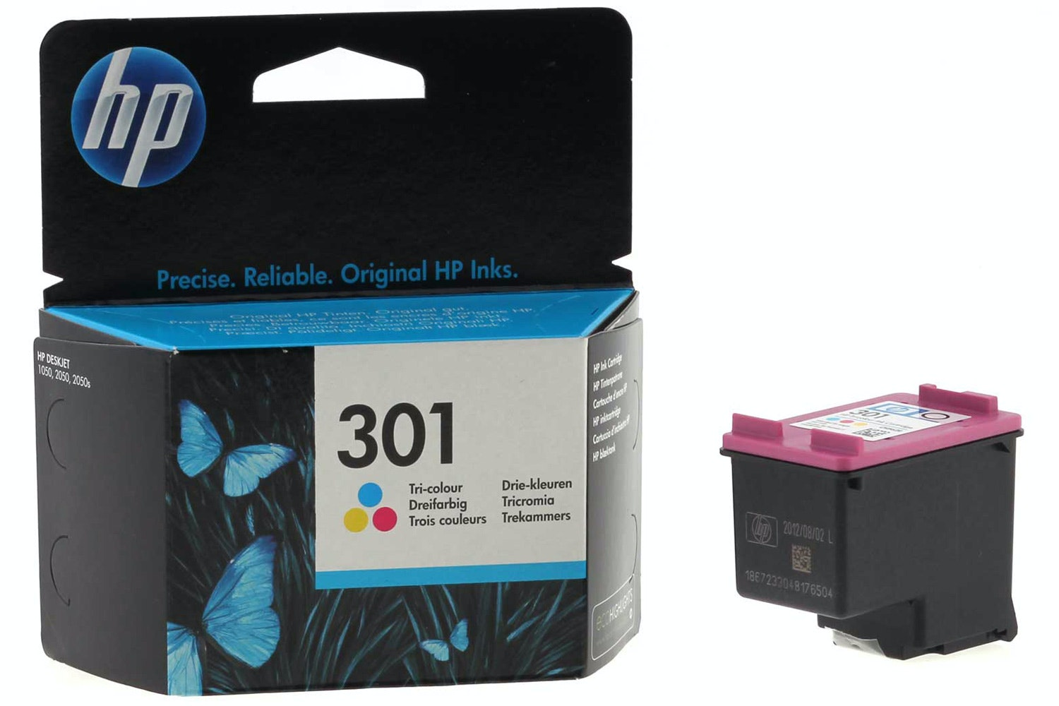 HP 301 Colour Ink