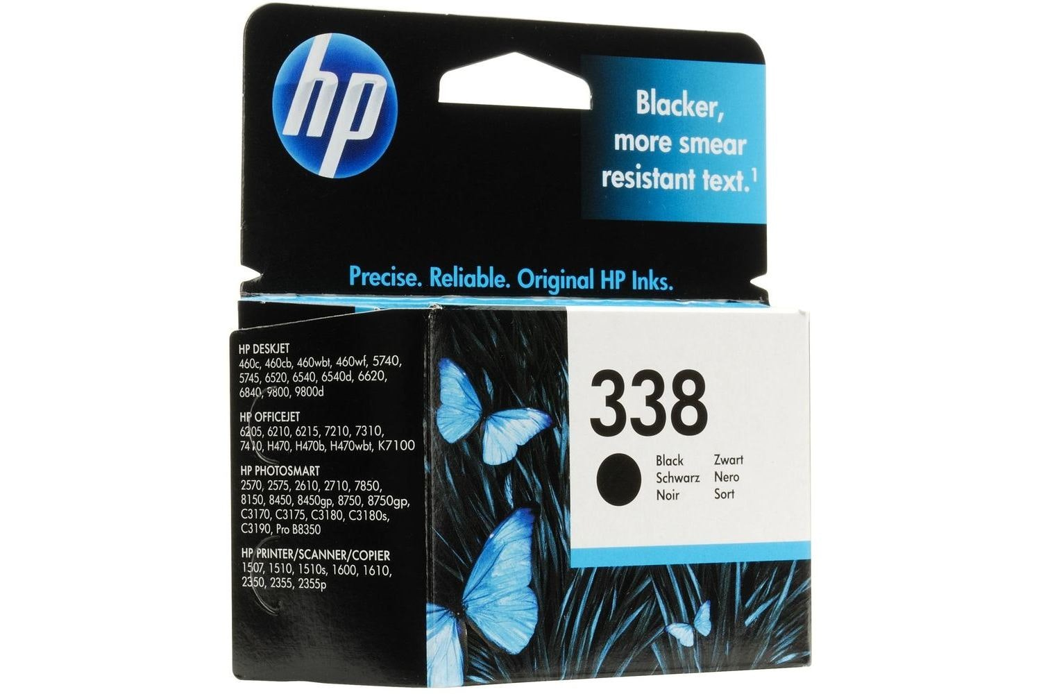 HP 338 Black Ink