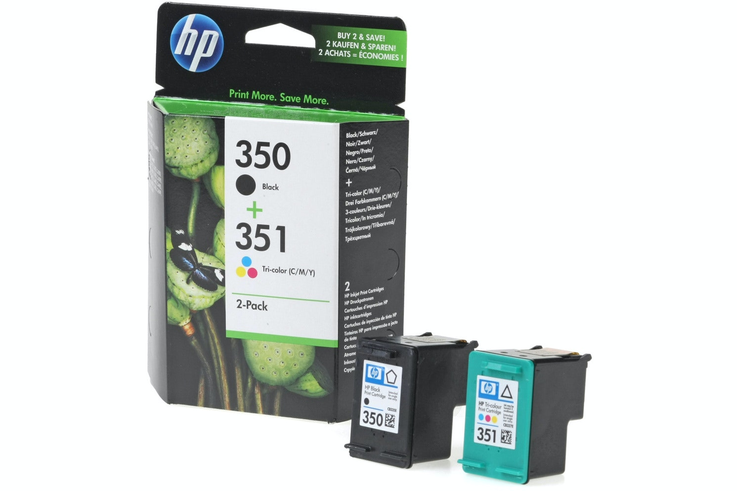 HP 350/351 Multi-Pack Ink