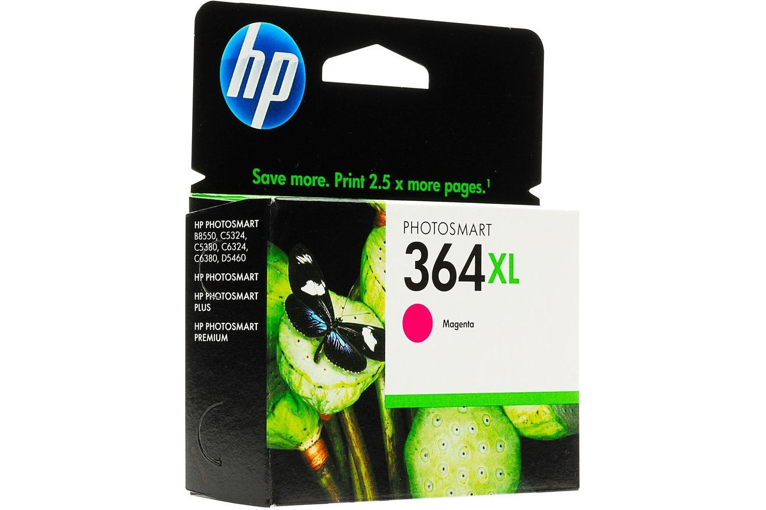 HP 364XL Magenta Ink