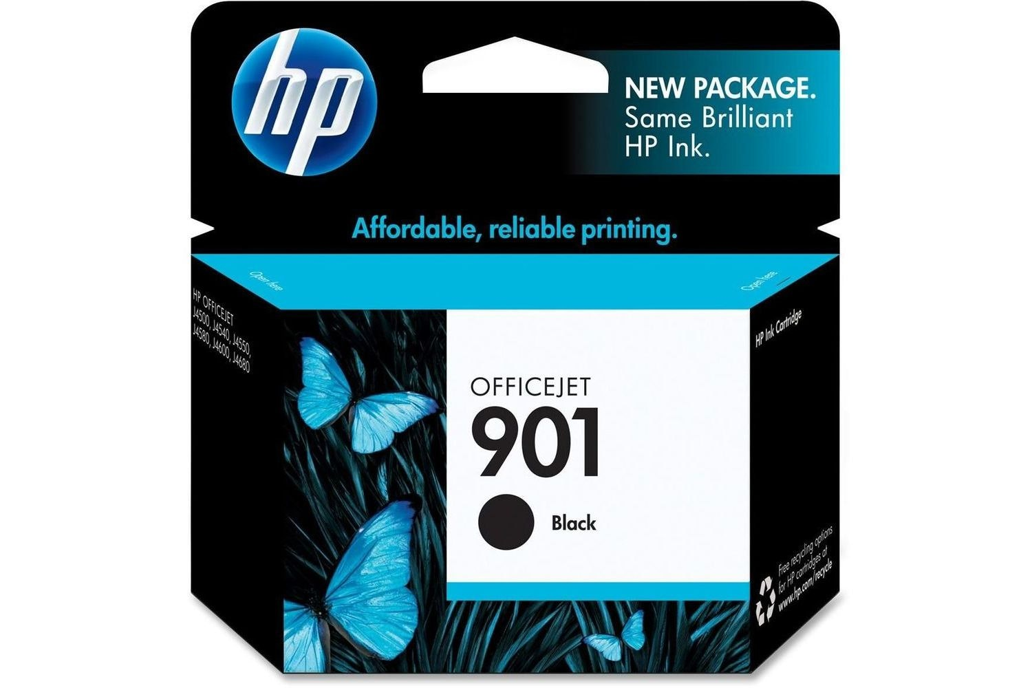 HP 901 Black Ink