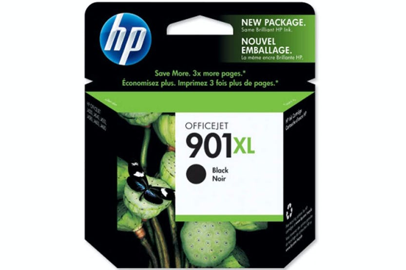 HP CC654AE 901XL Ink Cartridges | Black