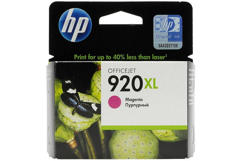 HP 920XL Magenta Ink
