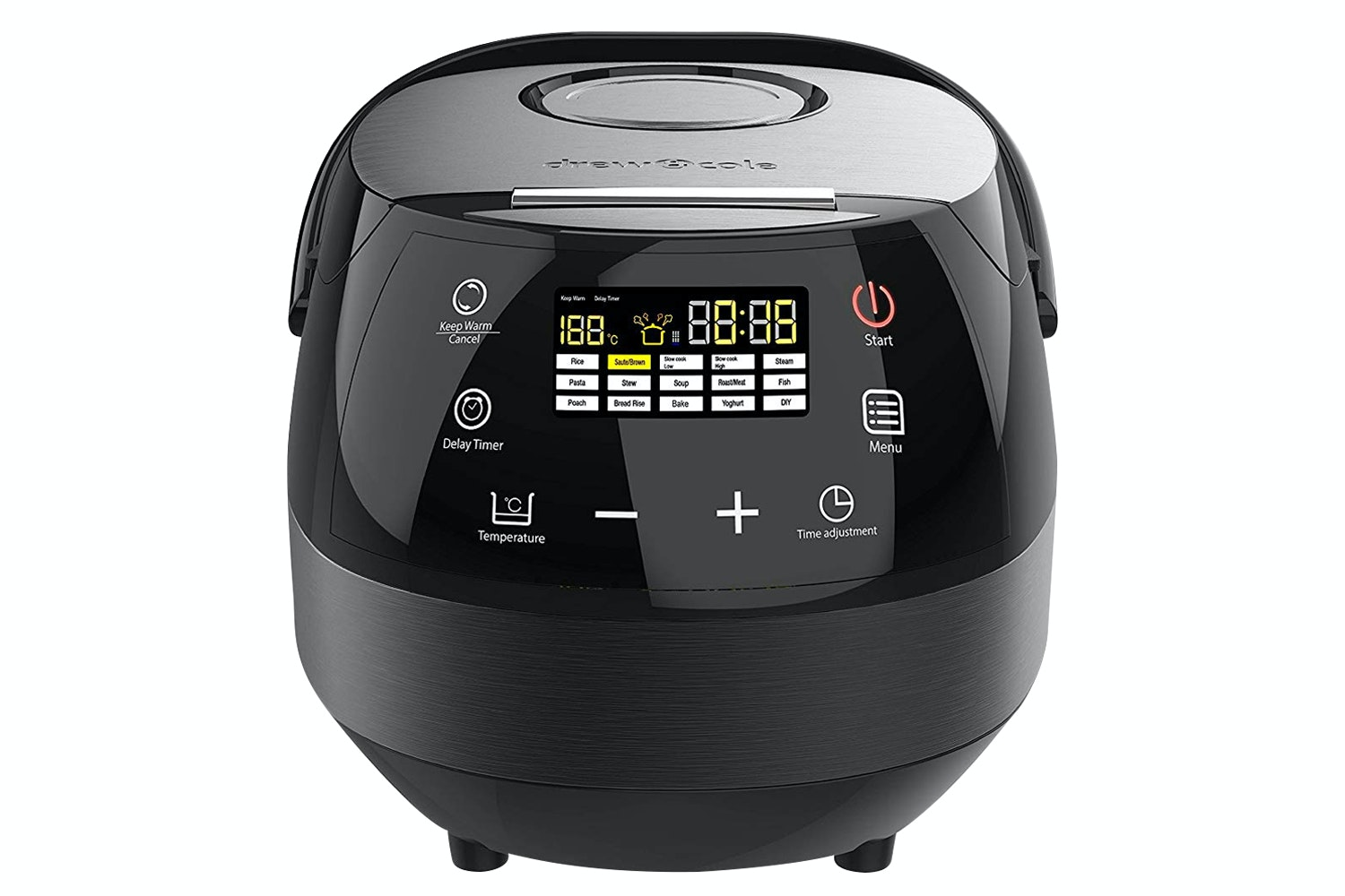 Drew and Cole Clever Chef 5L Multicooker | 1007