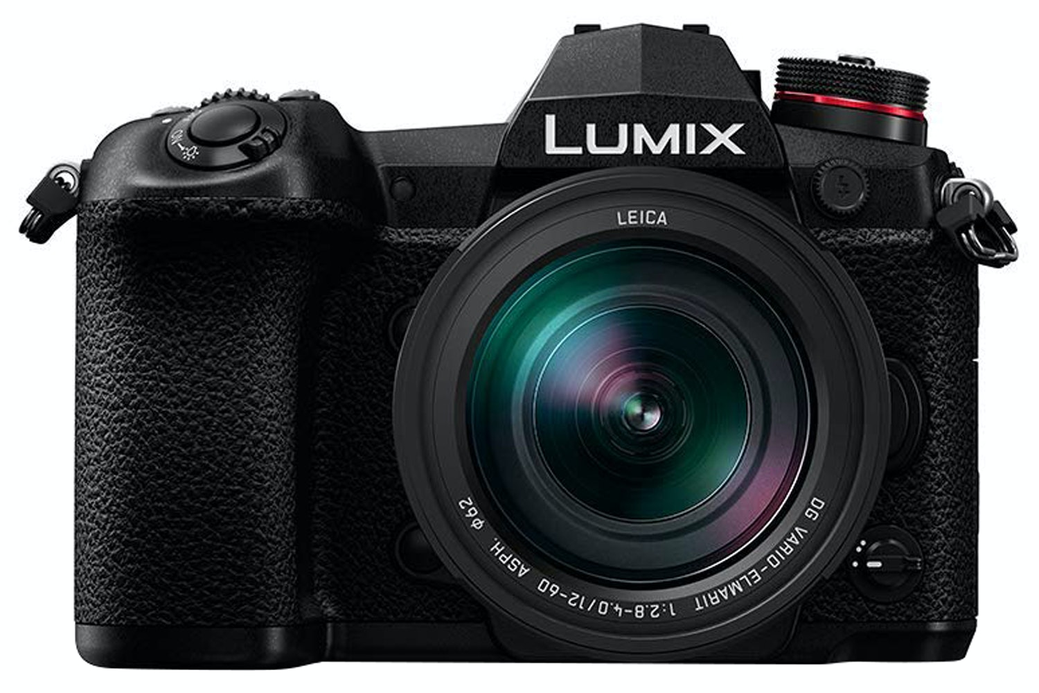 Panasonic Lumix DC-G9 with Leica 12-60mm Lens