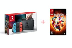 Nintendo Switch & LEGO The Incredibles Bundle