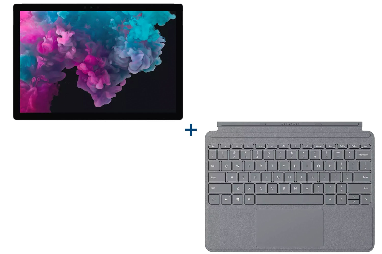 Microsoft Surface Pro 6 | Core i5 | 8GB | 128GB & Keyboard Bundle