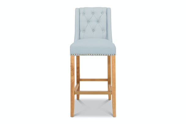 Elsa Bar Stool | Blue