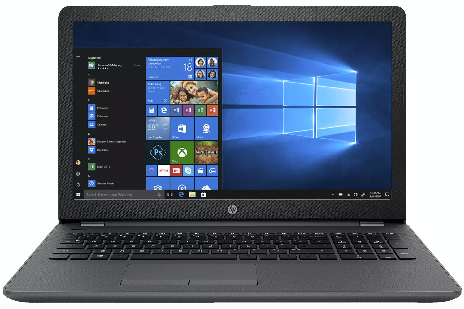 "HP Laptop 15.6"" Core i5 