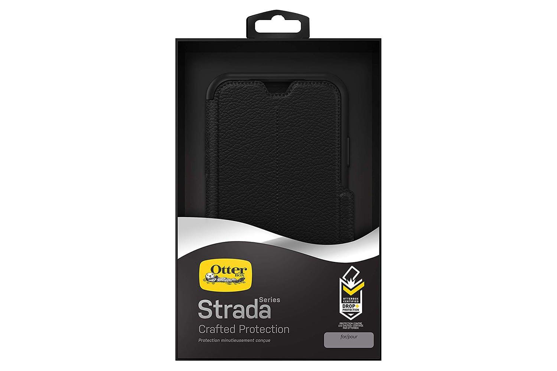 finest selection c738d 91134 Otterbox Strada iPhone XR Folio Case | Shadow Black