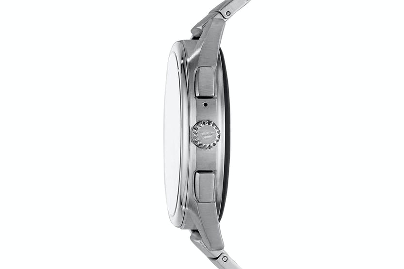 Emporio Armani Connected Men's Smartwatch | Silver