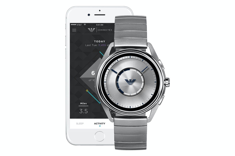9d318c41bb4 ... Emporio Armani Connected Men s Smartwatch