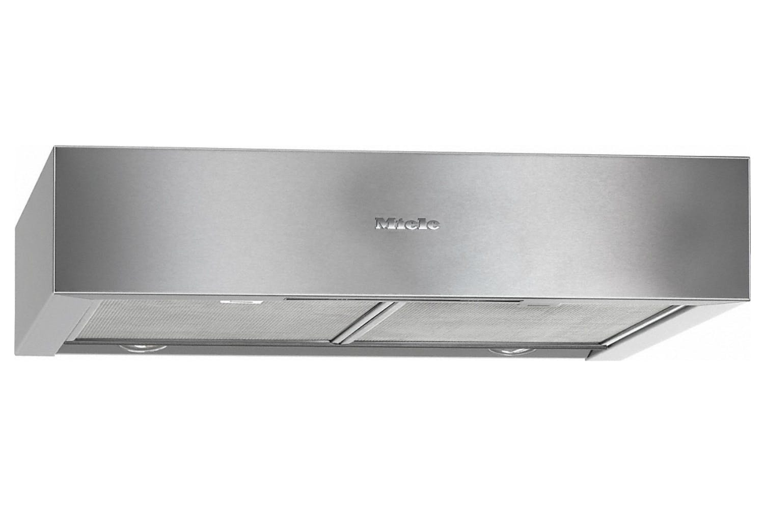 Miele DA 1260  Built-under cooker hood   with energy-efficient LED lighting and sliding switch for simple operation