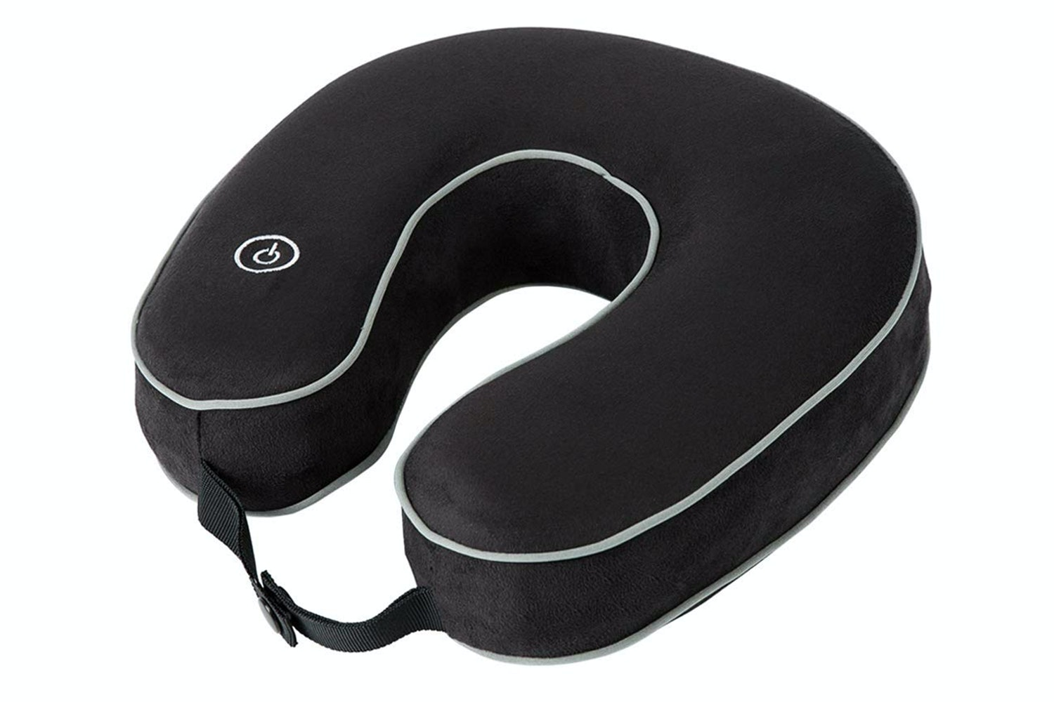 Homedics Vibration Memory Foam Travel Massage Pillow