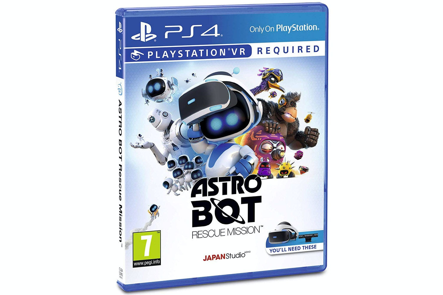 Astro Bot Rescue Mission | 9761815