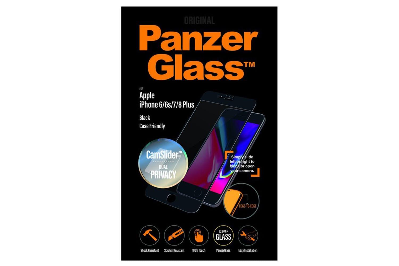 the latest 6b997 5179a PanzerGlass Apple iPhone 6/6s/7/8 Screen Protector   Transparent