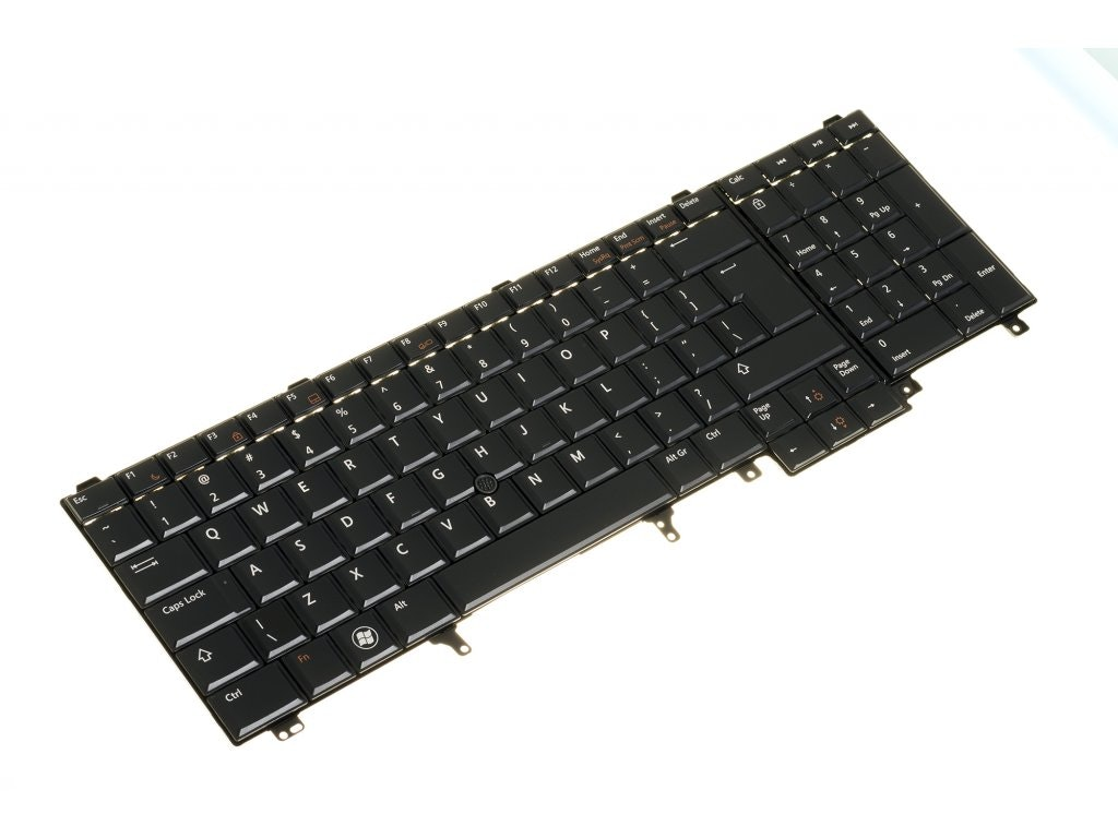Dell Non-Backlit UK Keyboard w/Pointer