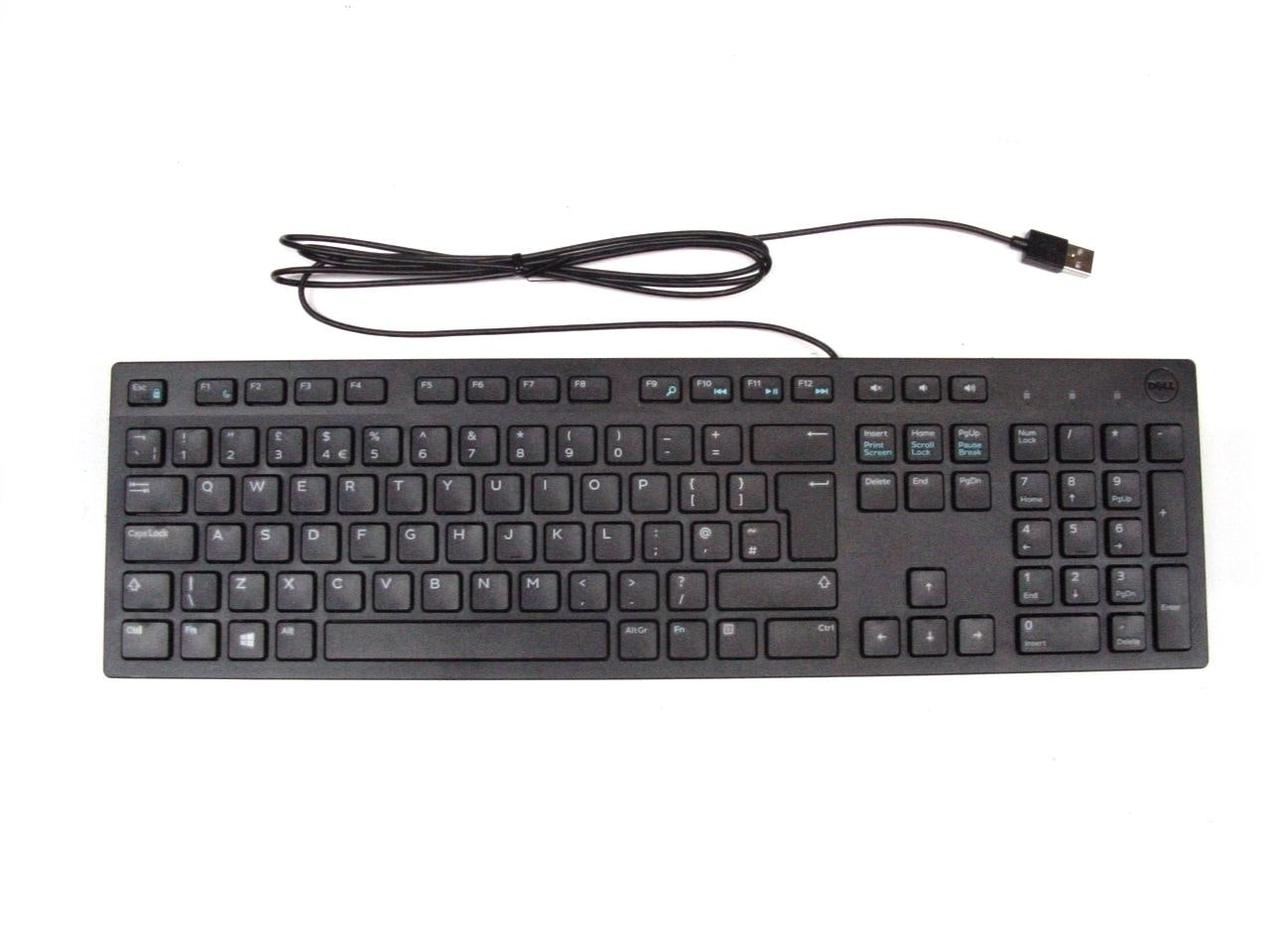 Dell KB216 Multimedia Wired Keyboard