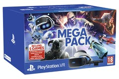 Sony PlayStation Virtual Reality Mega Pack