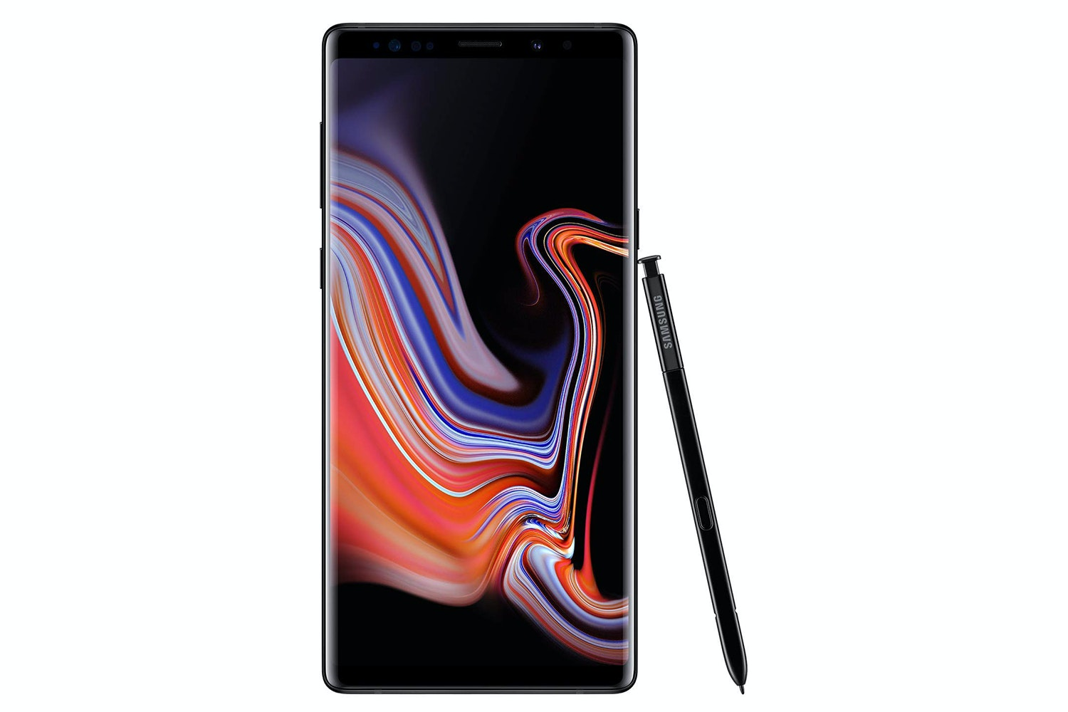 Samsung Galaxy Note 9 | Black | 512GB | Dual Sim