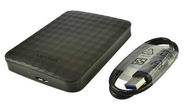 "2-Power 2TB Portable 2.5"" HDD USB 3.0"